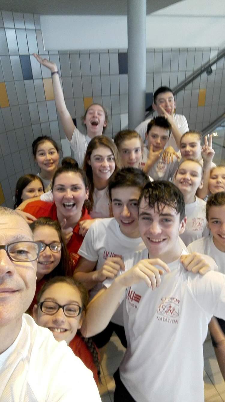 Groupe compétition 2017
