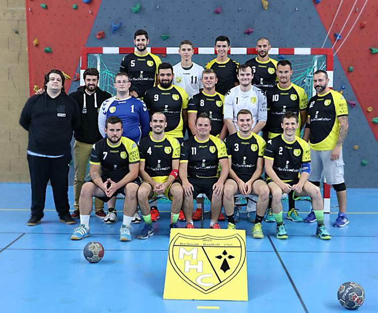 MACHECOUL HANDBALL CLUB A