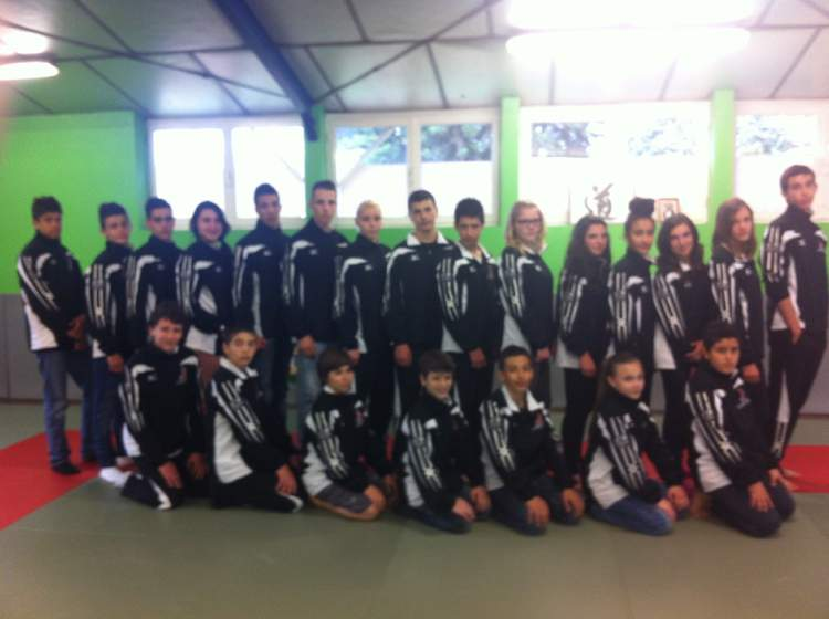 GROUPE CADETS JUNIORS