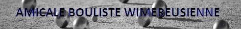 amicale bouliste wimereusienne : site officiel du club de pétanque de WIMEREUX - clubeo