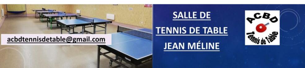 Amicale des Cheminots de Blainville Damelevières  : site officiel du club de tennis de table de Damelevières - clubeo