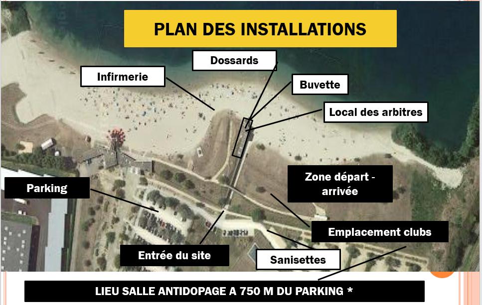 Plan du site N°3