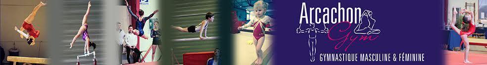 ARCACHON GYM : site officiel du club de gymnastique de ARCACHON - clubeo