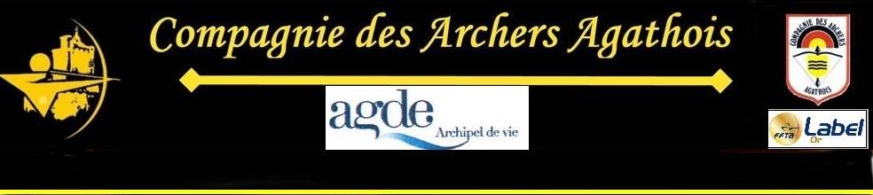 Compagnie des Archers Agathois  : site officiel du club de tir à l'arc de AGDE - clubeo