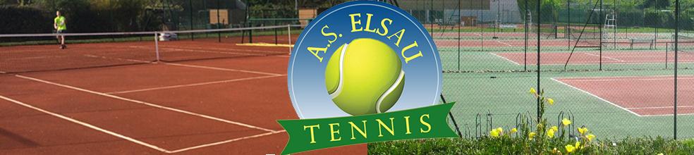 A.S. Elsau Tennis : site officiel du club de tennis de STRASBOURG - clubeo