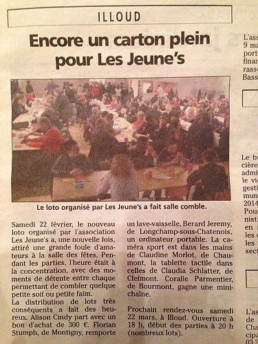 Loto Les Jeune's