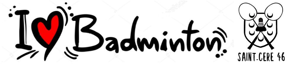 BADMINTON SAINT-CERE 46 : site officiel du club de badminton de ST CERE - clubeo