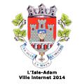 mairie_isle_adam_blason