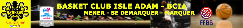 Basket Club L'Isle Adam : site officiel du club de basket de L ISLE ADAM - clubeo