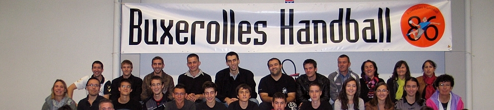 Buxerolles HB86 : site officiel du club de handball de BUXEROLLES - clubeo