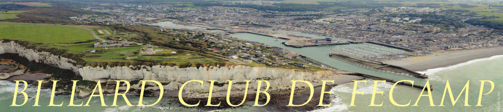billard club de fecamp : site officiel du club de billard de FECAMP - clubeo