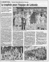 Revue de Presse 2006