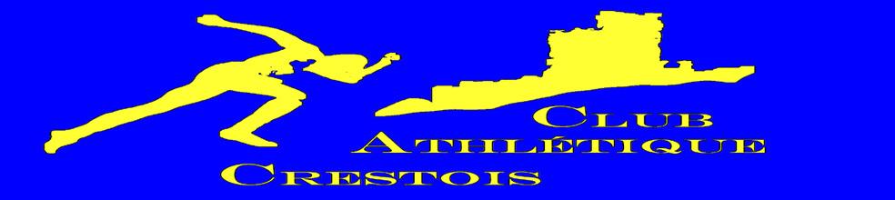 Club Athlétique Crestois : site officiel du club d'athlétisme de crest - clubeo