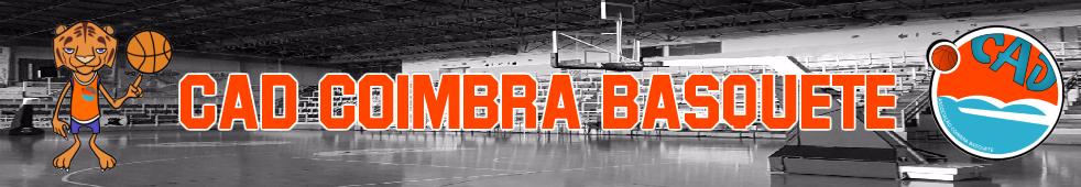 CAD - Associação Coimbra Basquete : site oficial do clube de basquete de Coimbra - clubeo