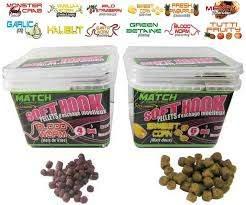 Pellets soft Hook Tutti Frutti 9mm