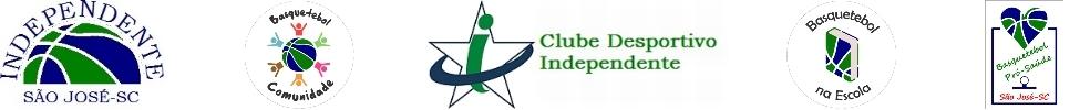 Clube Desportivo Independente : site oficial do clube de basquete de São José-SC - clubeo