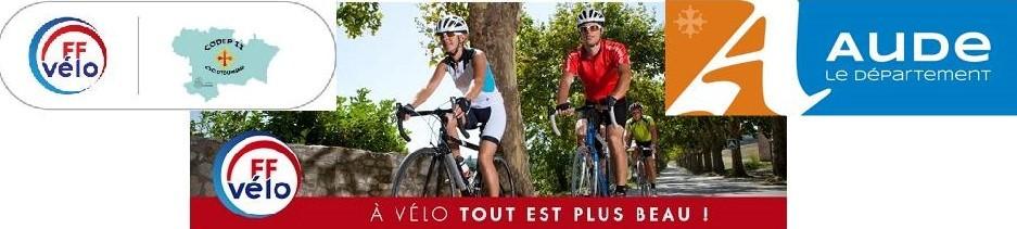 CoDep FFVélo Aude : site officiel du club de cyclotourisme de BRAM - clubeo