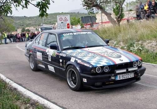 BMW 525i 2494cc 1987