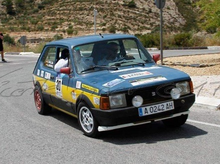 Seat Fura - 903 cc - 1983
