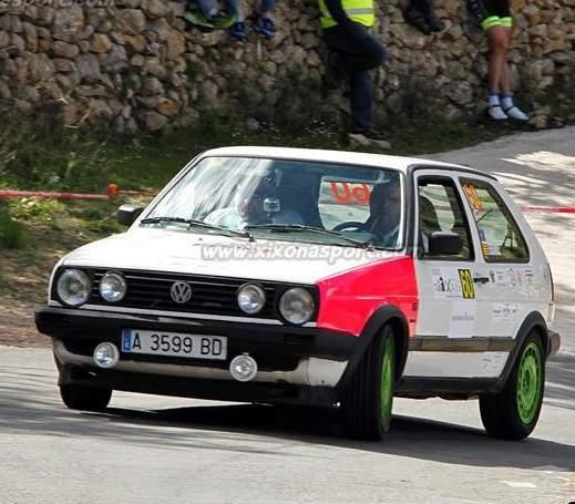 Volswagen Golf Gti MK2 - 1781 cc -1988