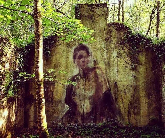 Steet art (nature)