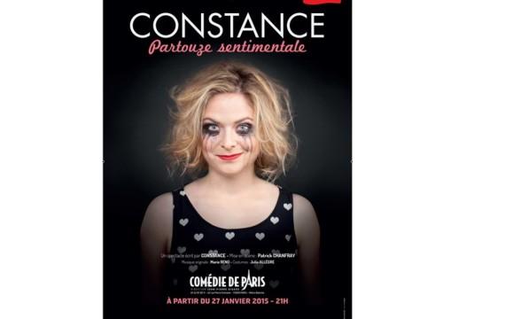 Constance - Partouze Sentimentale