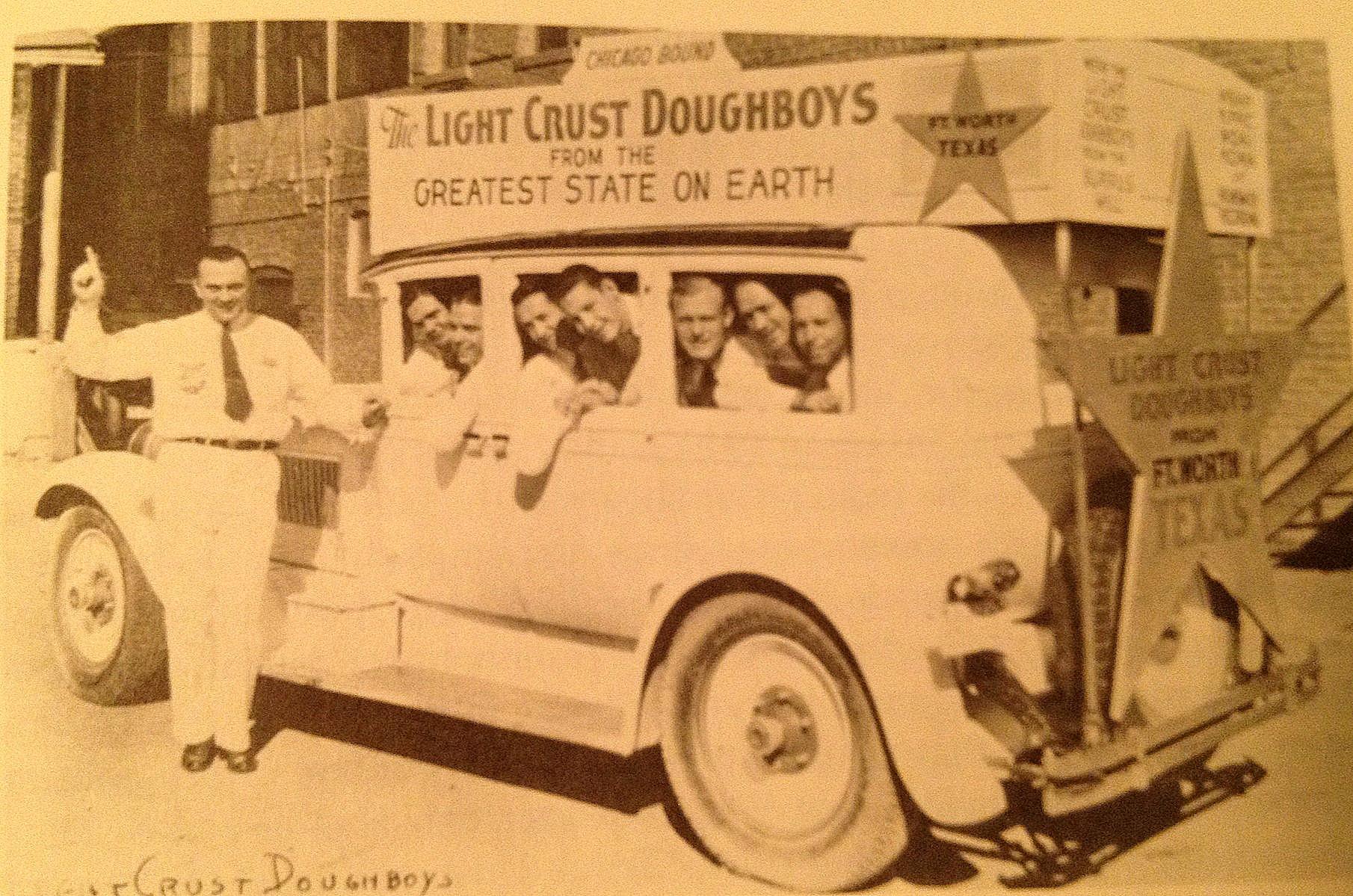 The Light Crust Doughboys 1931