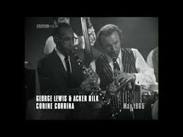George Lewis and Acker Bilk