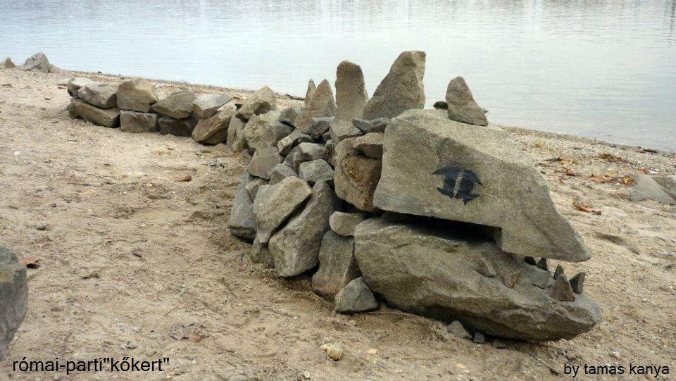Sculture pierres et gallets