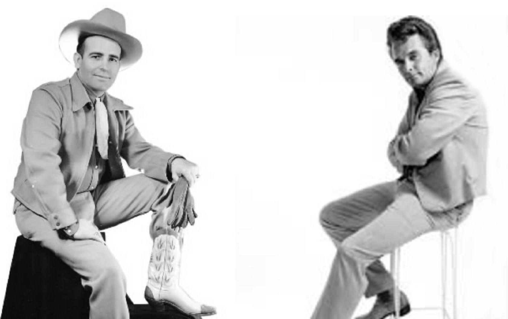 Bob Wills and Merle Haggard