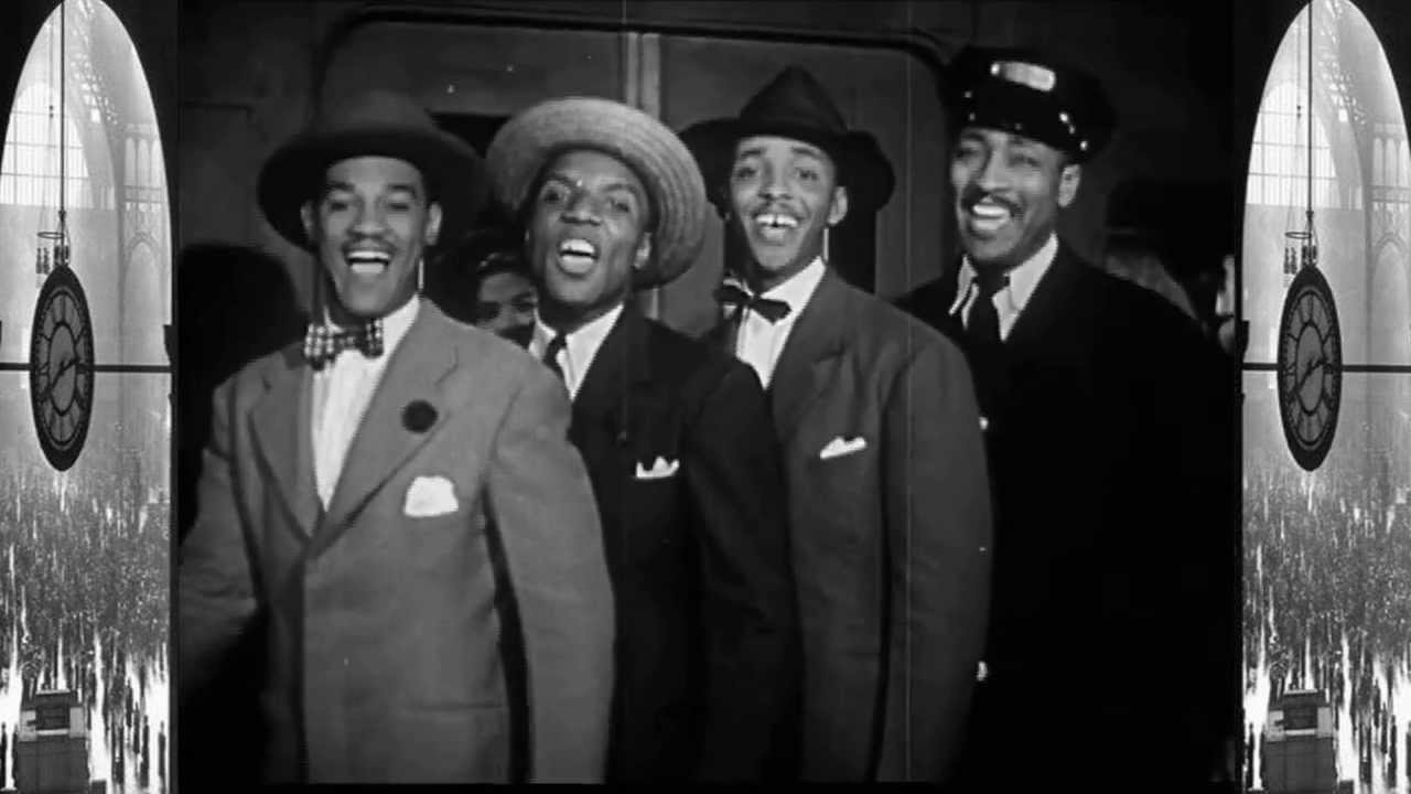 "Take the ""A"" Train - The Delta Rhythm Boys"
