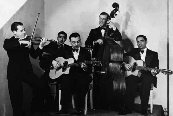 Django Reinhardt & Stephane Grappelli - Minor Swing