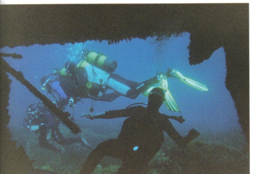 Plongeurs du CPM-54