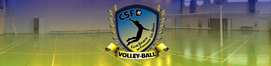 Club Sportif de Fontaine-Lès-Dijon -  Volley-Ball : site officiel du club de volley-ball de FONTAINES LES DIJON - clubeo