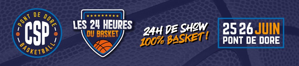 CSP BASKET | Pont de Dore : site officiel du club de basket de PESCHADOIRES - clubeo