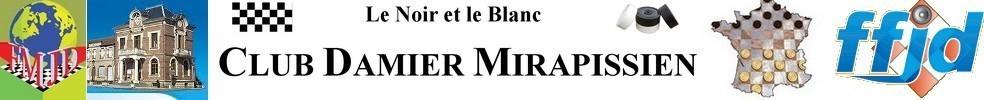 Club Damier Mirapissien : site officiel du club de jeu de dames de MIREPOIX SUR TARN - clubeo