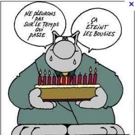 Actualité Bon Anniversaire Christophe Photo N 1