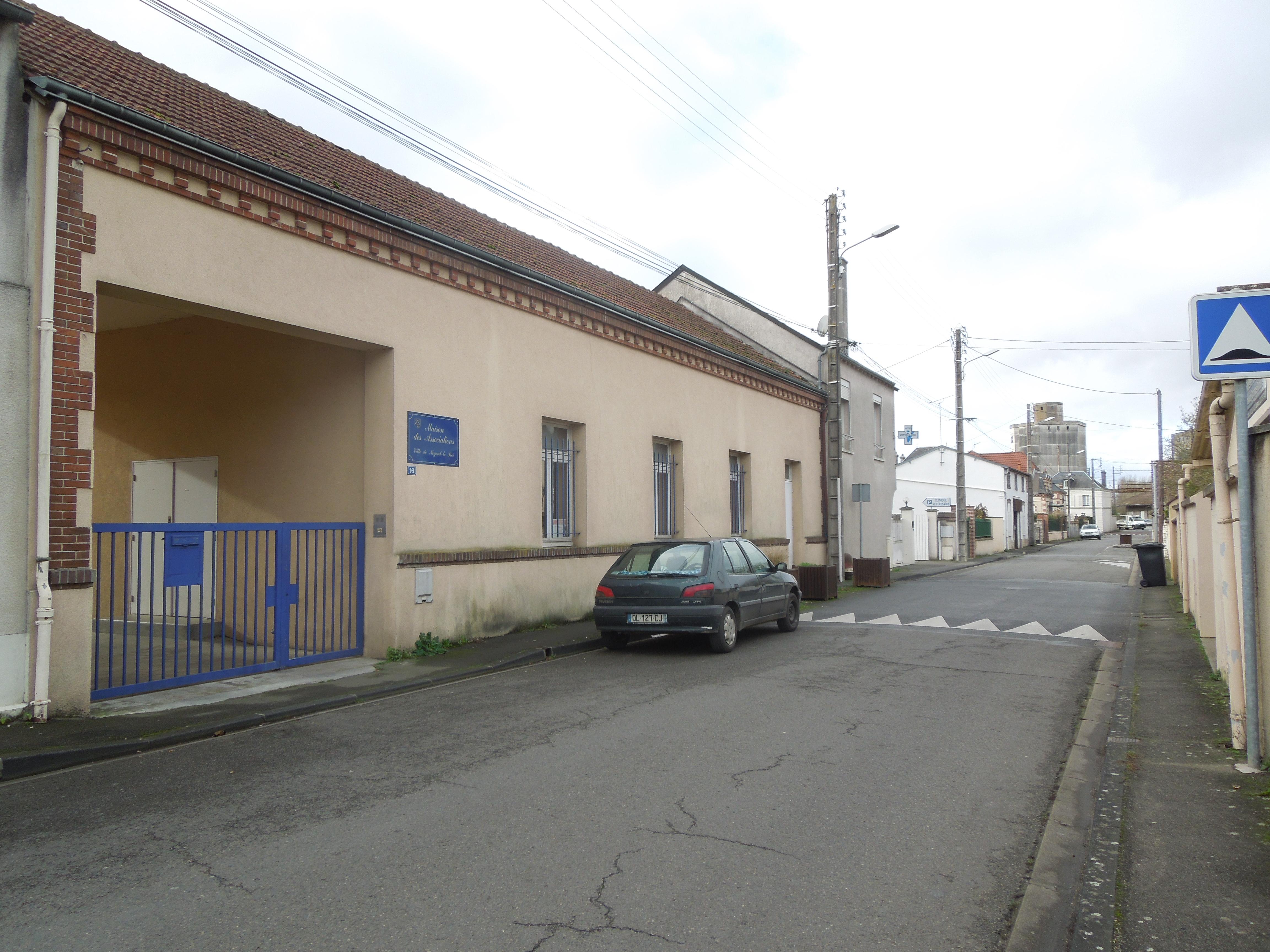 Maison des associations