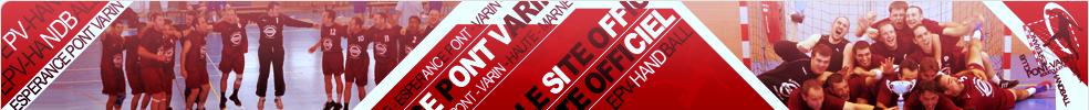 Espérance Pont-Varin : site officiel du club de handball de WASSY - clubeo