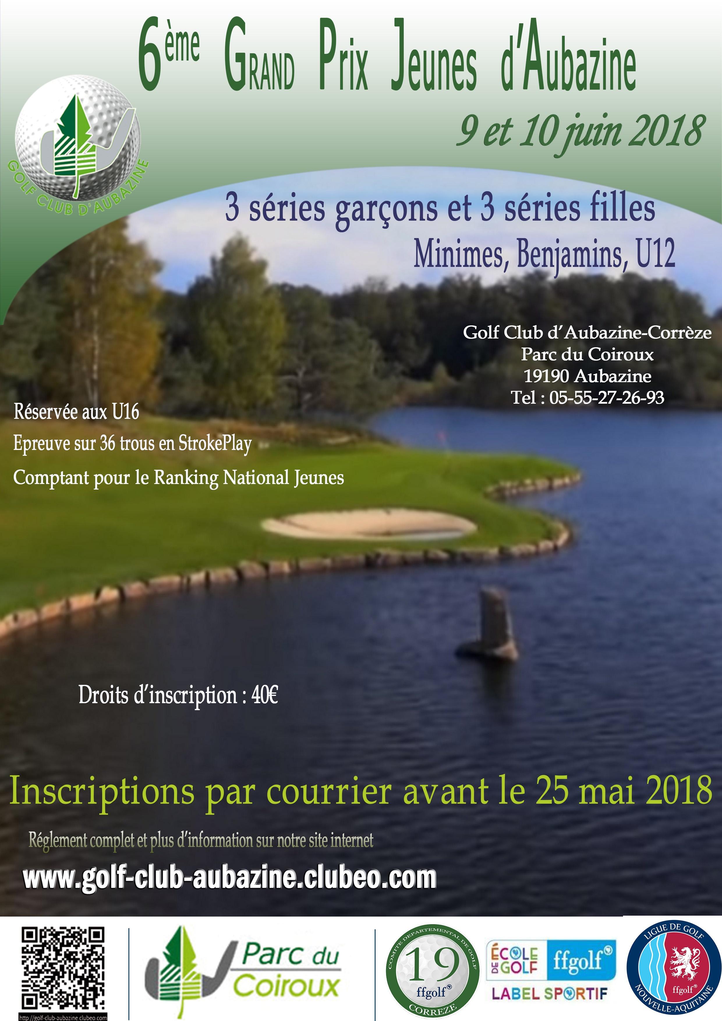 Grand Prix Jeunes 2018