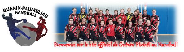 Guénin Pluméliau HB : site officiel du club de handball de Guénin - clubeo