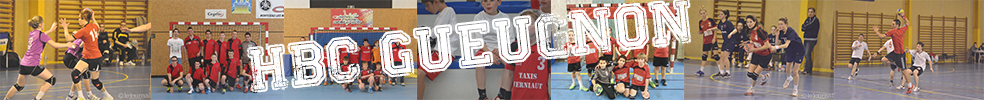 Handball Club Gueugnon : site officiel du club de handball de Gueugnon - clubeo