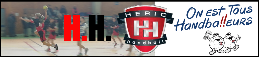 HERIC HANDBALL : site officiel du club de handball de HERIC - clubeo