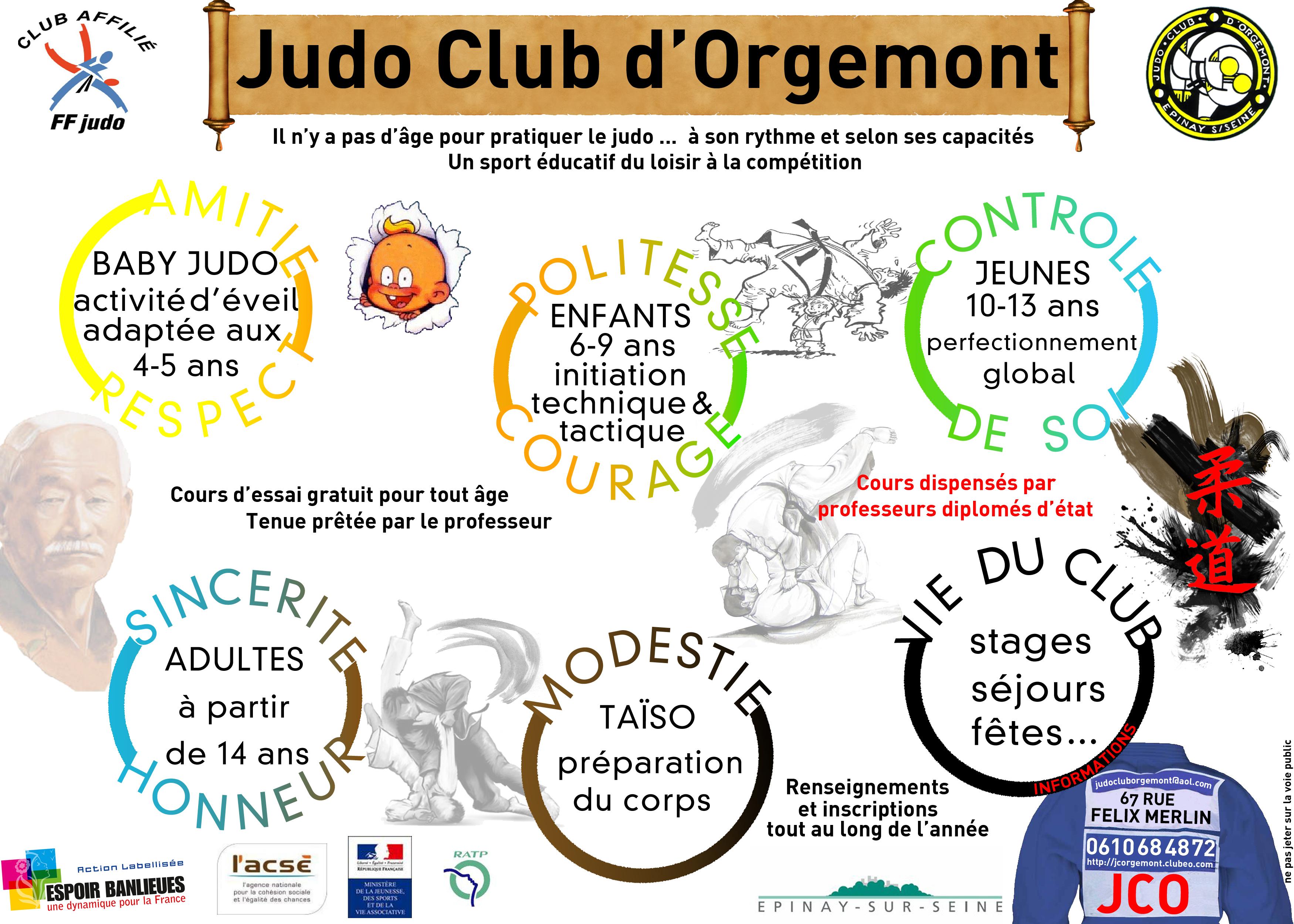 infos JCO