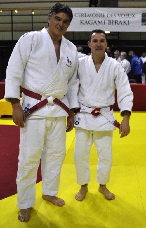 Gérard et David