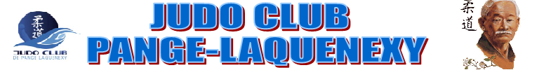 Judo Jujitsu Club de Pange-Laquenexy : site officiel du club de judo de PANGE - clubeo