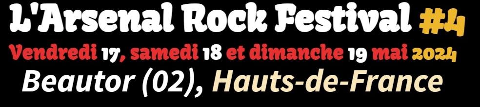 L'Arsenal Rock Festival : site officiel du club de L'Arsenal Rock Festival : site officiel du club de danse de BEAUTOR - clubeo