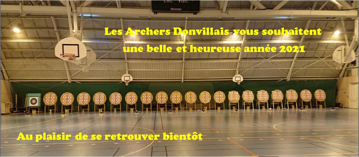 Archers Donvillais Voeux 2021.png
