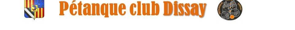 pétanque club dissay : site officiel du club de pétanque de DISSAY - clubeo