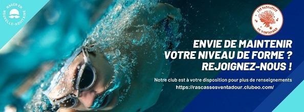Rascasses de Ventadour : site officiel du club de natation de Égletons - clubeo